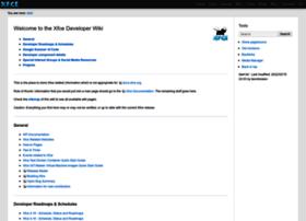 wiki.xfce.org