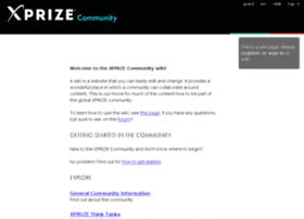 wiki.xprize.org