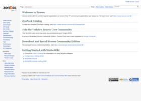 wiki.zenoss.org