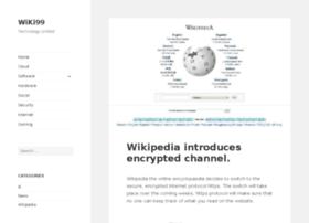 wiki99.com