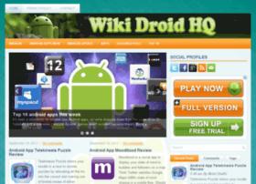 wikidroidhq.com