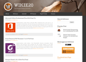 wikie20.wordpress.com