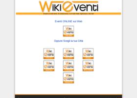 wikieventi.it
