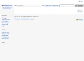 wikiexample.com