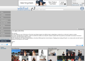 wikifeet.com