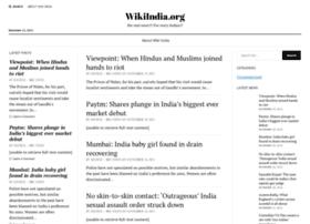 wikiindia.org