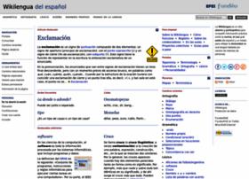wikilengua.org