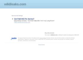 wikilieaks.com