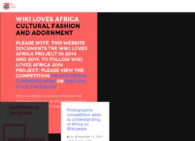 wikilovesafrica.org