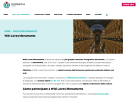 wikilovesmonuments.it