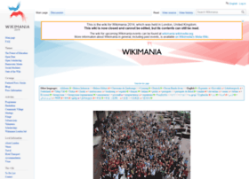 wikimania2014.wikimedia.org