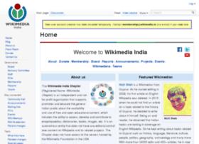 wikimedia.in