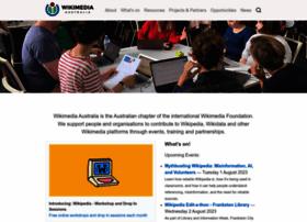 wikimedia.org.au