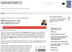 wikinomics.com