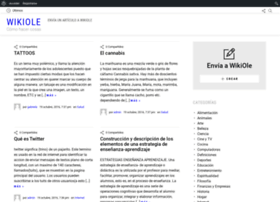 wikiole.com