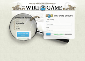 wikipediagame.org