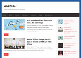 wikipintar.com