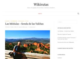 wikirutas.es