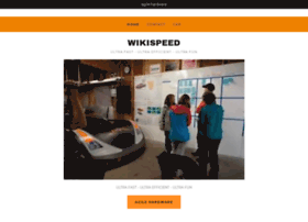 wikispeed.org