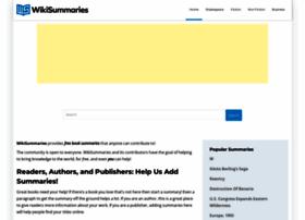 wikisummaries.org