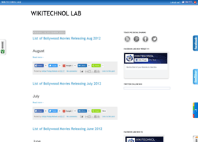 wikitechnoldemo1.blogspot.in