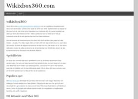 wikixbox360.com
