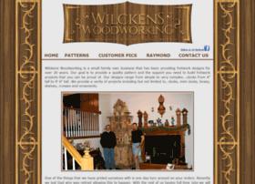 wilckenswoodworking.net