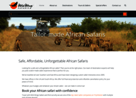 wild-wings-safaris.com