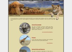 wildafrica.cz