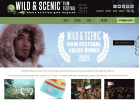 wildandscenicfilmfestival.org