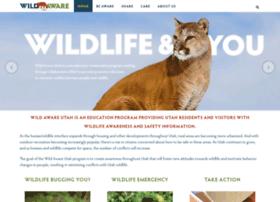 wildawareutah.org