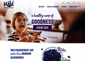 wildblueberries.com