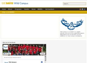 wildcampus.ucdavis.edu