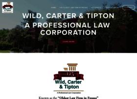wildcartertipton.com