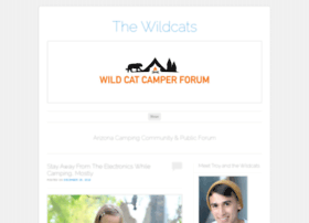 wildcatcamperforum.com