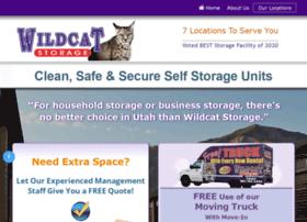 wildcatstorage.com