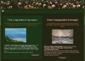 wildebeestsmigration.com