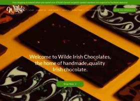 wildeirishchocolates.com