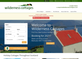 wildernesscottages.co.uk