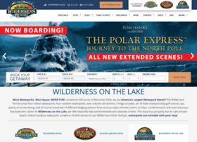 wildernessonthelake.com