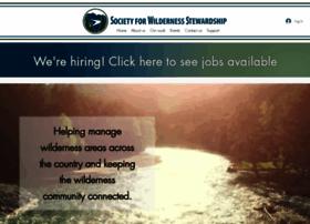 wildernessstewardship.org