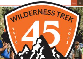 wildernesstrek.org