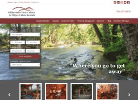 wildernessviewcabins.com