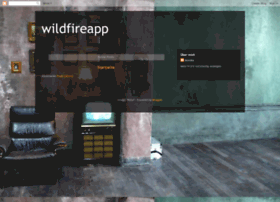 wildfireapp.blogspot.in