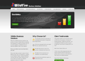 wildfirebusinesssolutions.com