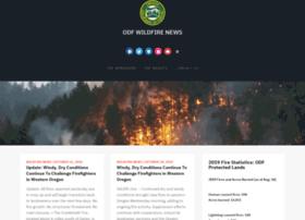 wildfireoregondeptofforestry.blogspot.com