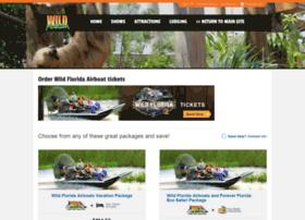 wildfloridaairboats.reserveorlando.com