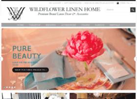 wildflowerlinenhome.com