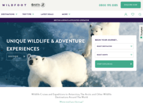 wildfoottravel.com