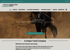 wildfrontiers.com